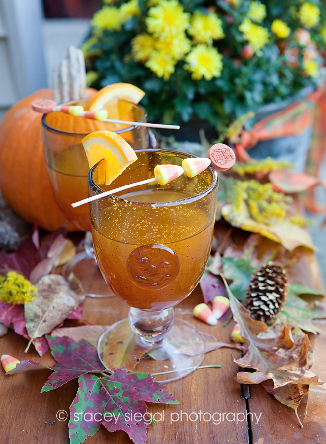 Maker's Mark Mulled Apple Cider