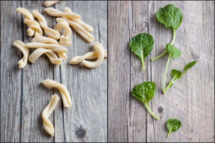 blog_board_pasta_with_wilted_tatsoi_and_parmesan_kitchen_serendipity_blog